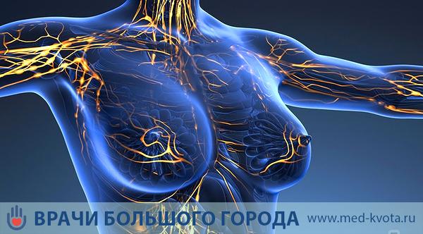 Лечение рака лимфоузлов в москве